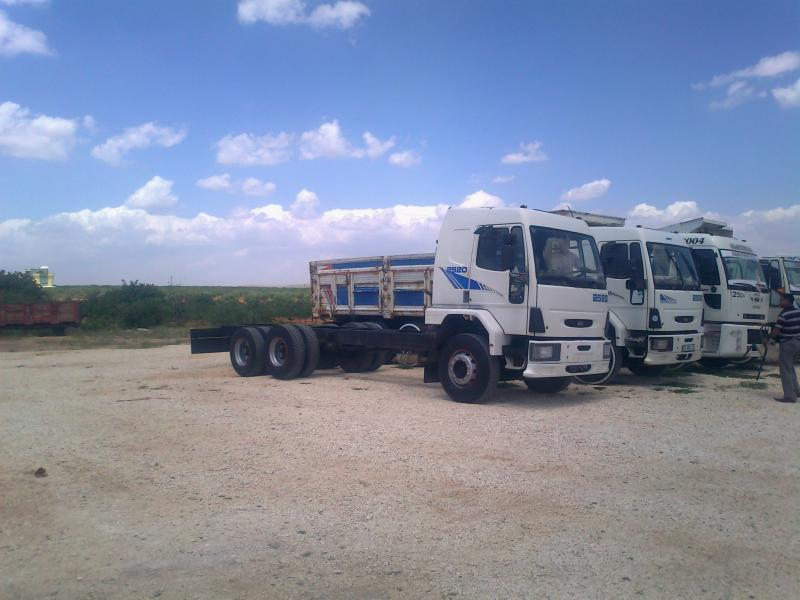 Ford Cargo 2001 foto - 1
