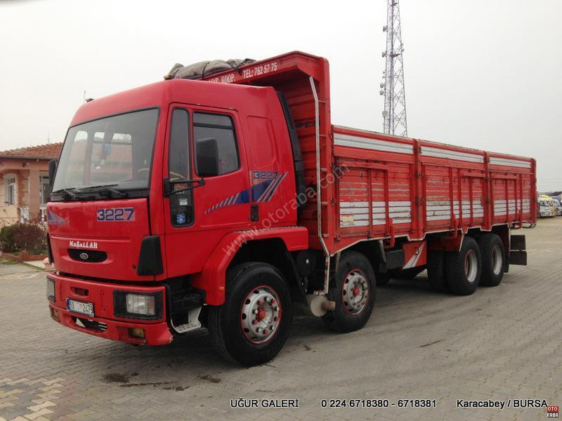 Ford Cargo 2001 foto - 2