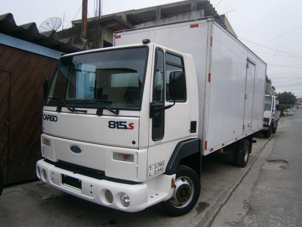 Ford Cargo 2001 foto - 4