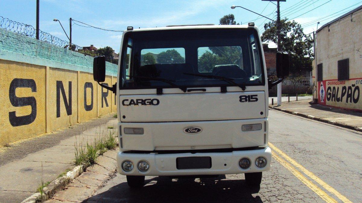 Ford Cargo 2002 foto - 2