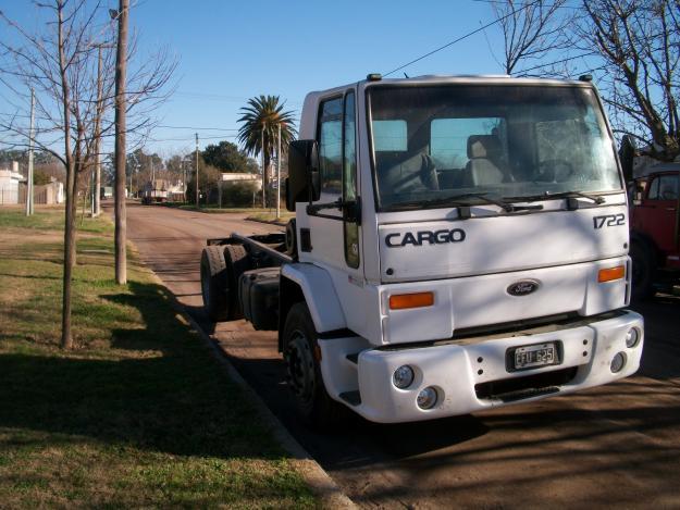 Ford Cargo 2003 foto - 3