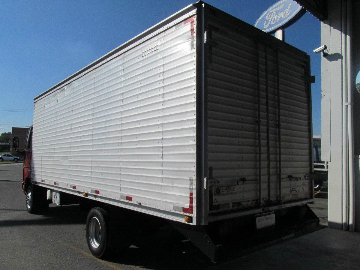 Ford Cargo 2004 foto - 2