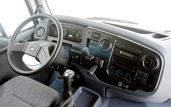 Ford Cargo 2005 foto - 1