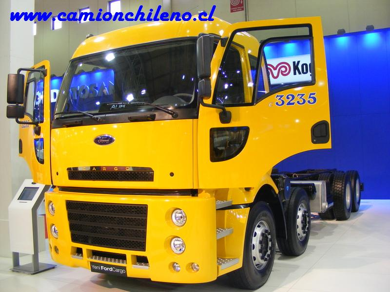 Ford Cargo 2008 foto - 1