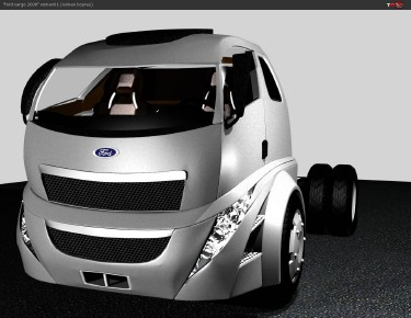 Ford Cargo 2008 foto - 3