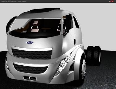 Ford Cargo 2009 foto - 2