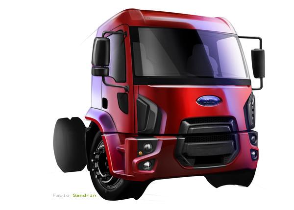Ford Cargo 2012 foto - 5
