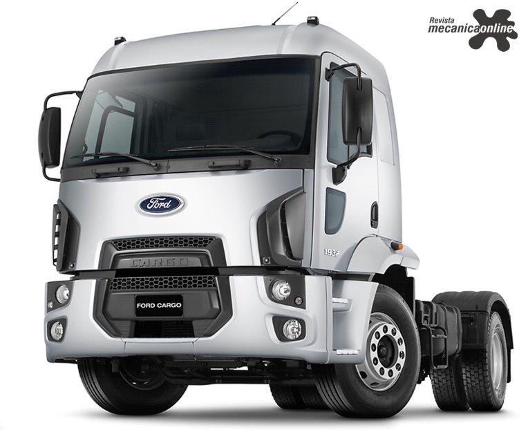 Ford Cargo 2013 foto - 3