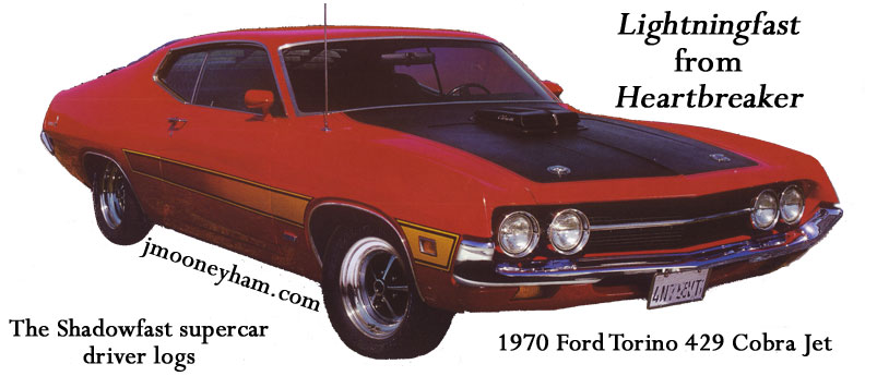 Ford Cobra 1969 foto - 4