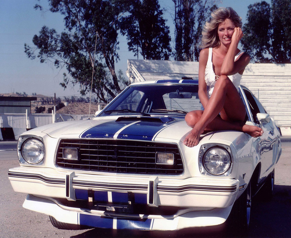 Ford Cobra 1970 foto - 5