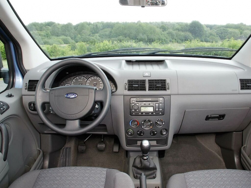 Ford Connect 2002 foto - 1