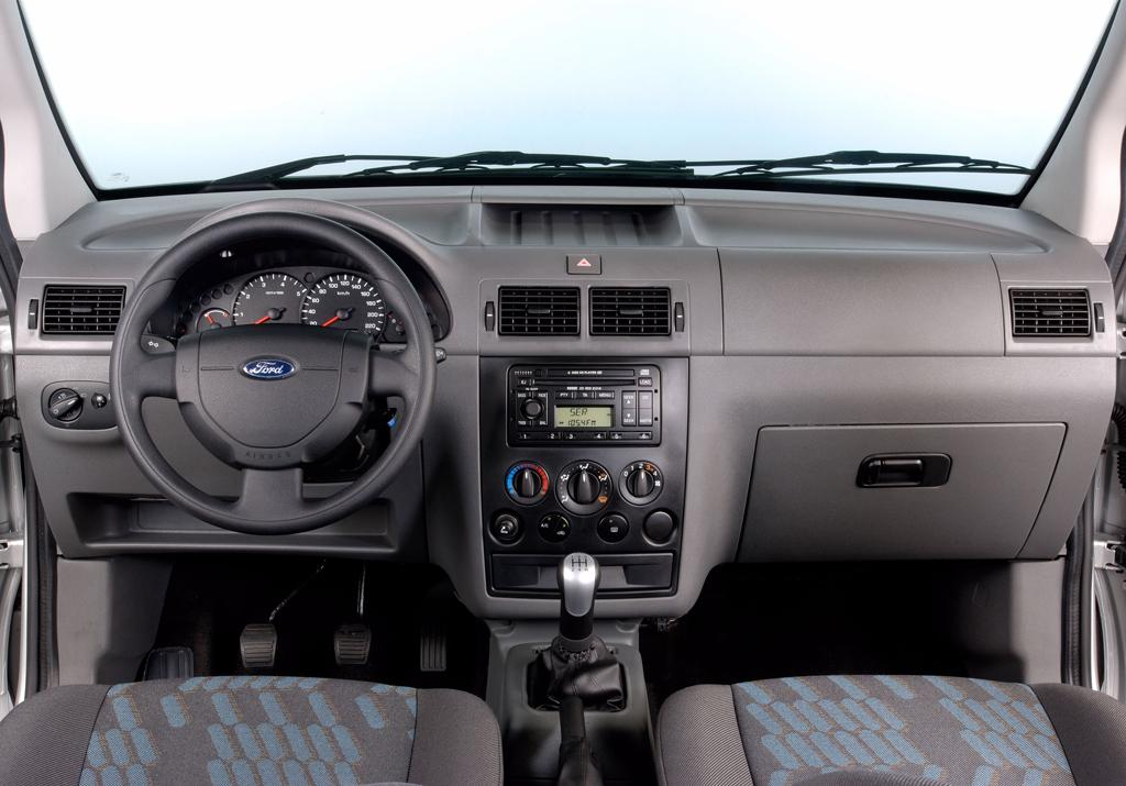 Ford Connect 2005 foto - 5
