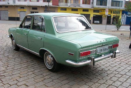 Ford Corcel 1970 foto - 1