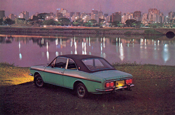 Ford Corcel 1970 foto - 2