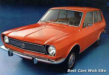 Ford Corcel 1970 foto - 4