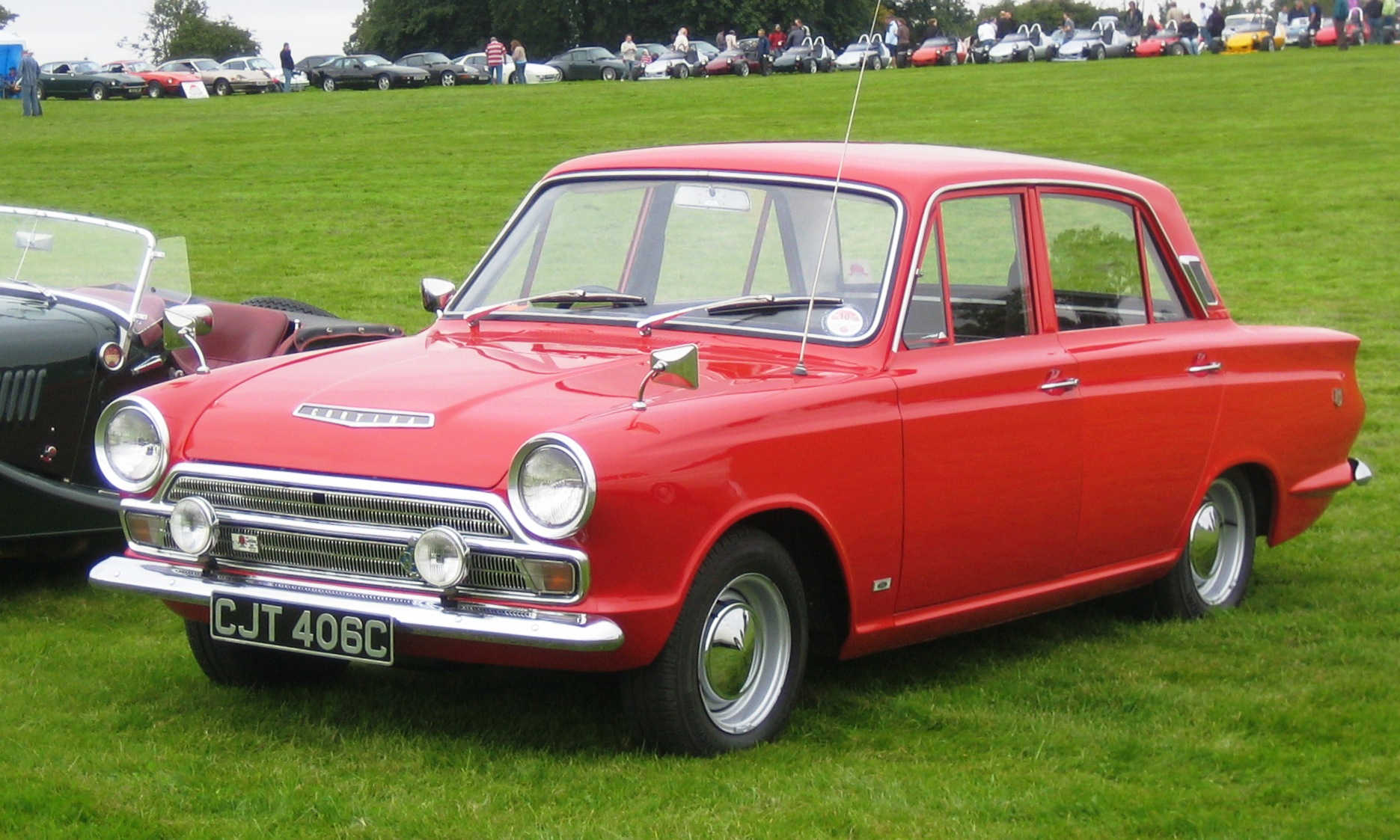Ford Cortina 1963 foto - 1
