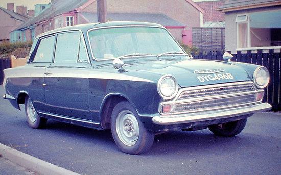 Ford Cortina 1963 foto - 2