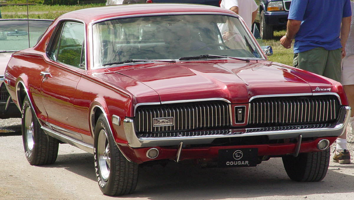 Ford Cougar 1967 foto - 2