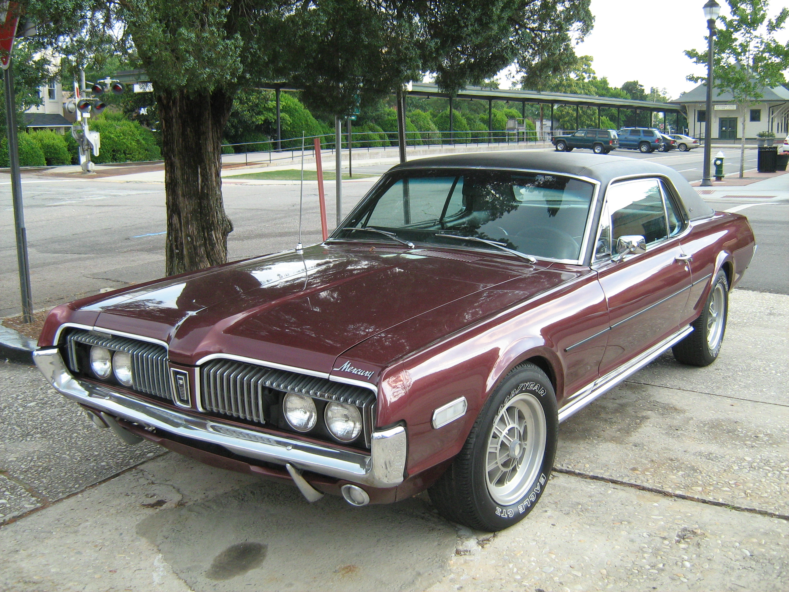 Ford Cougar 1967 foto - 3