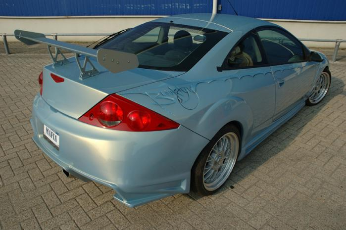 Ford Cougar 1999 foto - 1