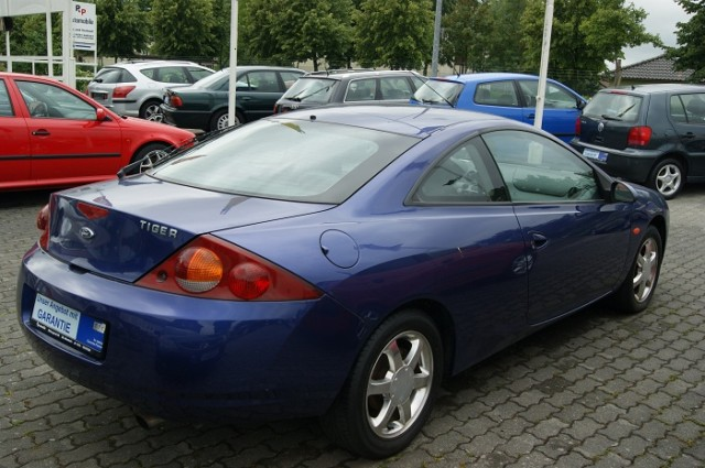 Ford Cougar 1999 foto - 5