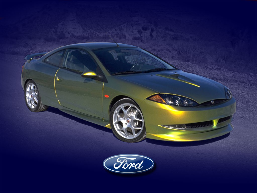 Ford Cougar 2012 foto - 4