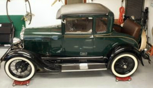 Ford Coupe 1929 foto - 2