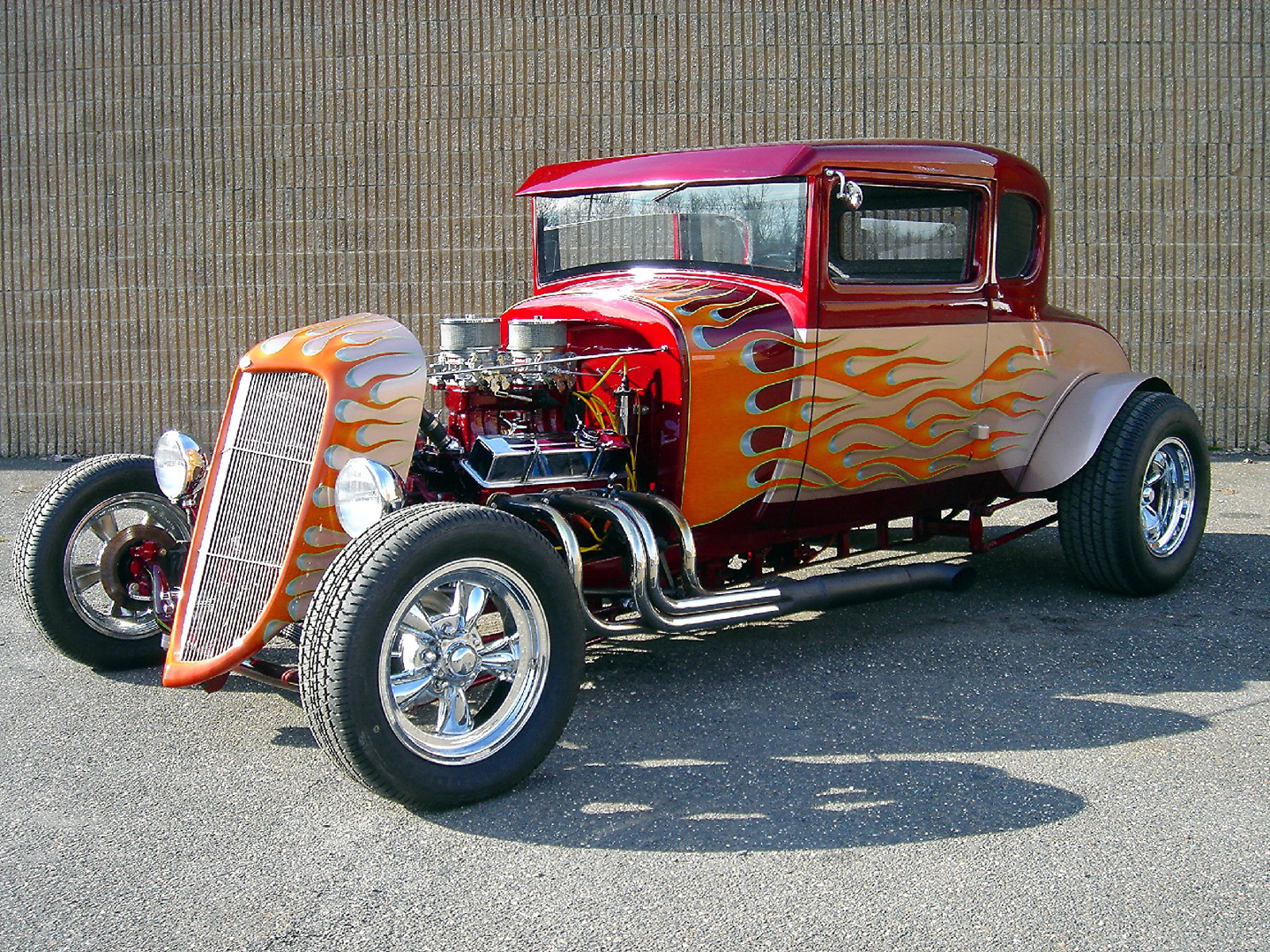 Ford Coupe 1929 foto - 3