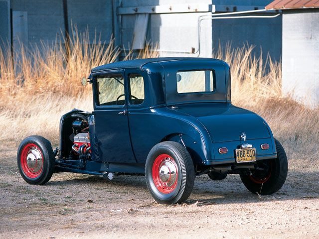 Ford Coupe 1929 foto - 4