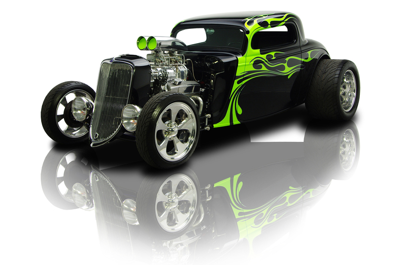 Ford Coupe 1934 foto - 3