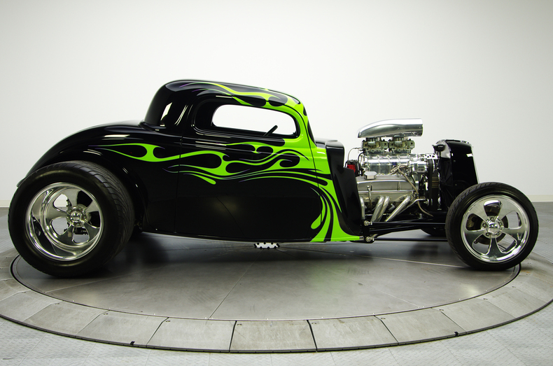 Ford Coupe 1934 foto - 4