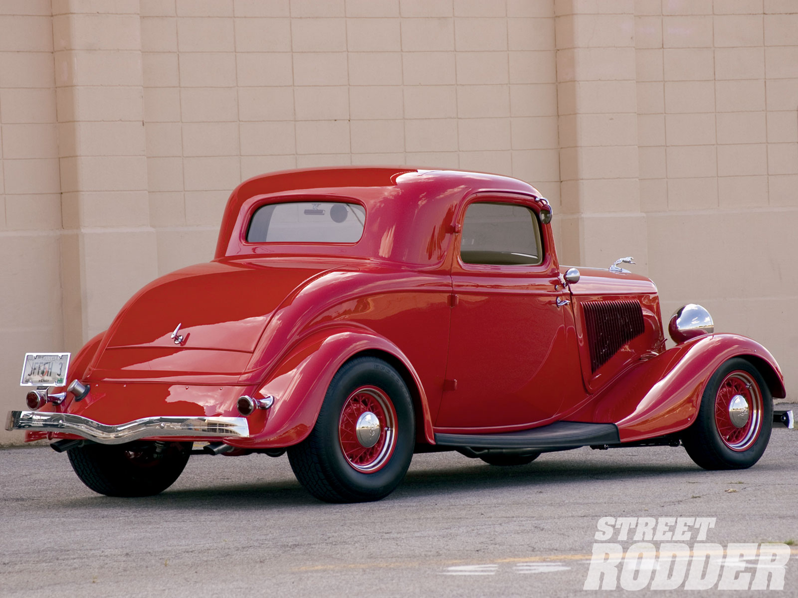 Ford Coupe 1934 foto - 5