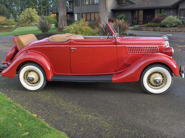 Ford Coupe 1935 foto - 2