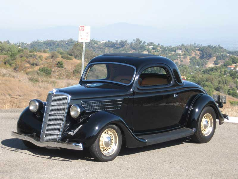 Ford Coupe 1935 foto - 4