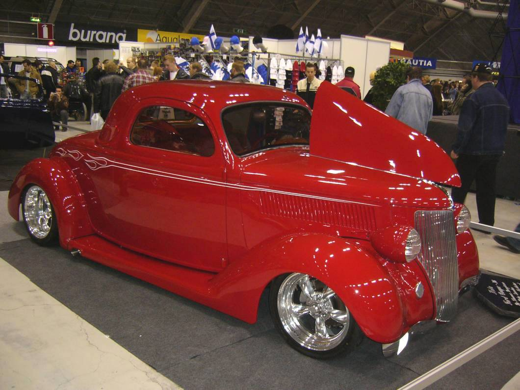 Ford Coupe 1936 foto - 2