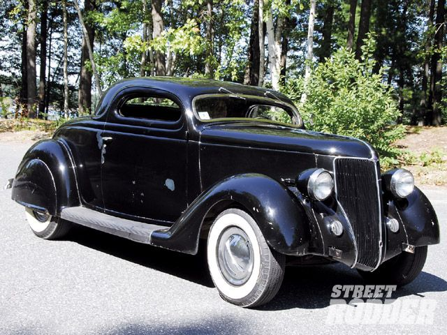 Ford Coupe 1936 foto - 3