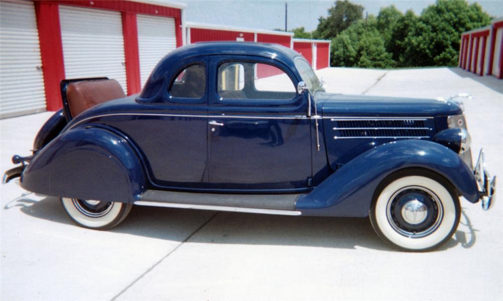 Ford Coupe 1936 foto - 4