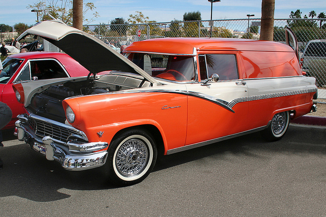 Ford Courier 1956 foto - 3