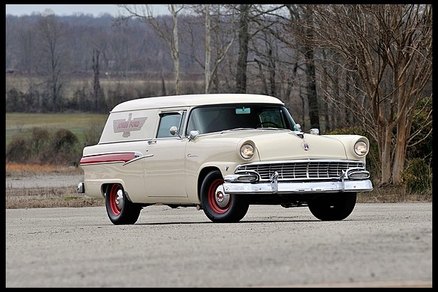 Ford Courier 1956 foto - 4