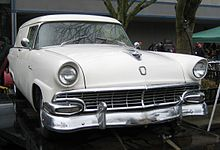 Ford Courier 1956 foto - 5
