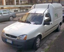 Ford Courier 1981 foto - 3