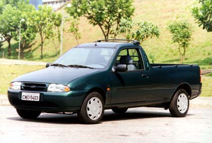 Ford Courier 1998 foto - 2