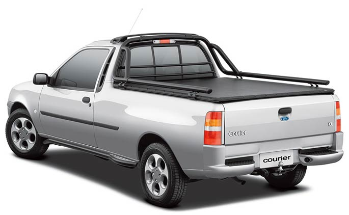 Ford Courier 1998 foto - 4