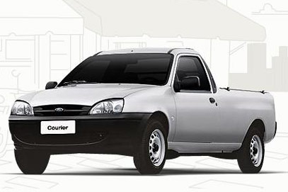 Ford Courier 2010 foto - 3