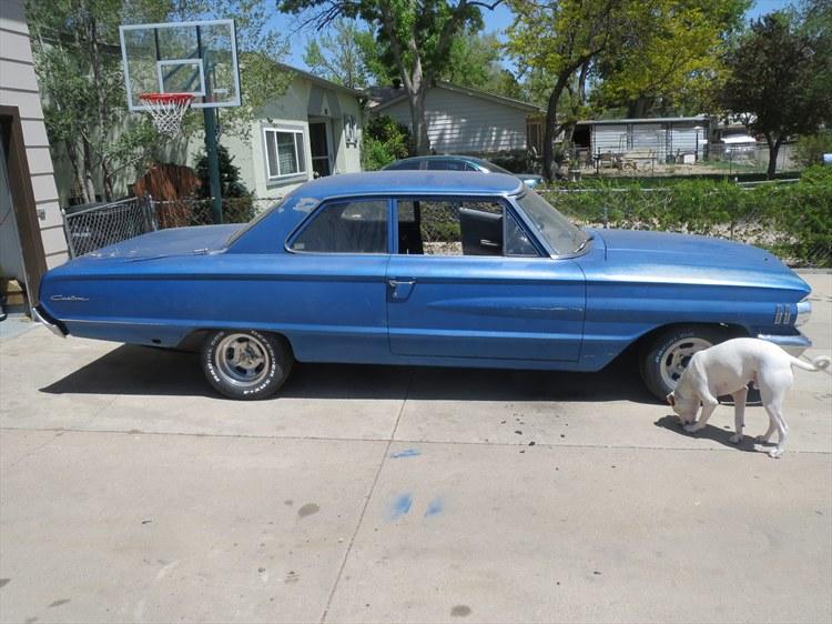 Ford Custom 1964 foto - 1