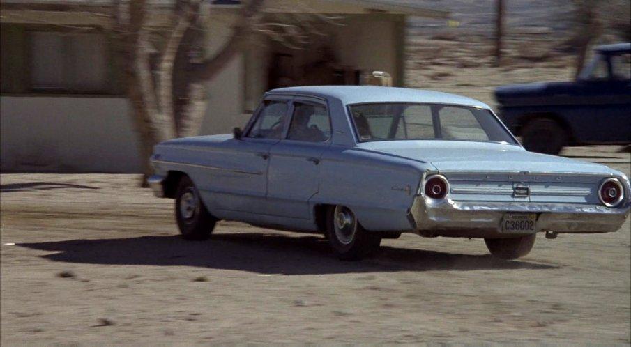 Ford Custom 1964 foto - 2