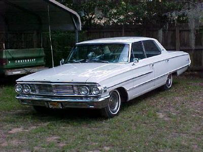Ford Custom 1964 foto - 3