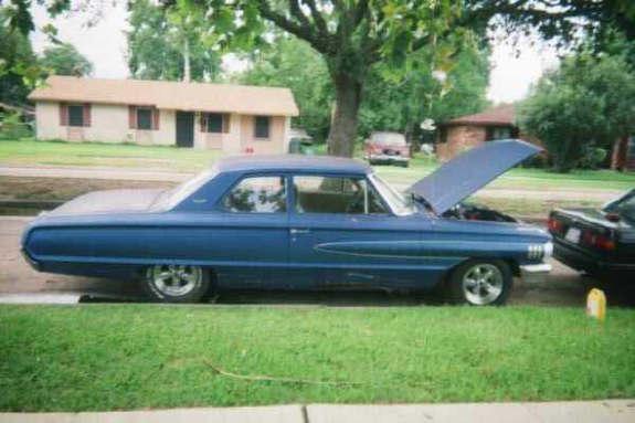 Ford Custom 1964 foto - 4