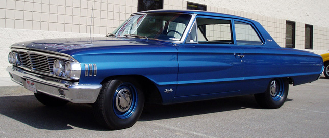 Ford Custom 1964 foto - 5