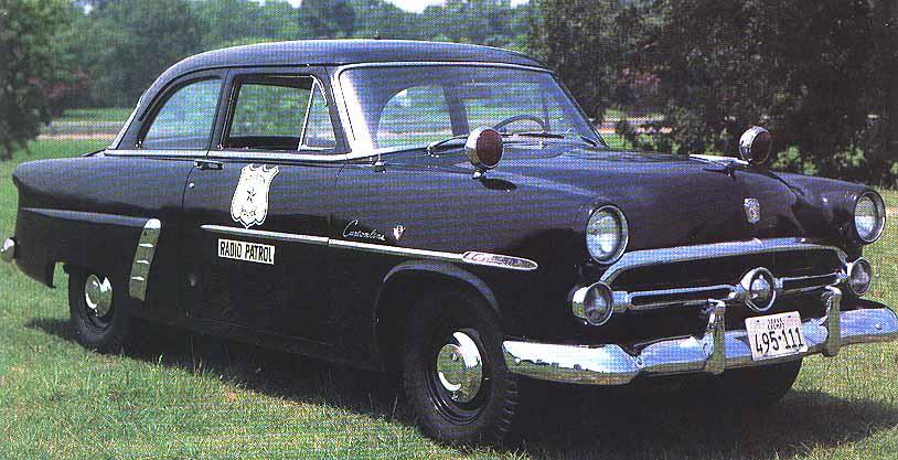 Ford Customline 1952 foto - 1